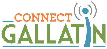 Connect Gallatin Wifi Logo