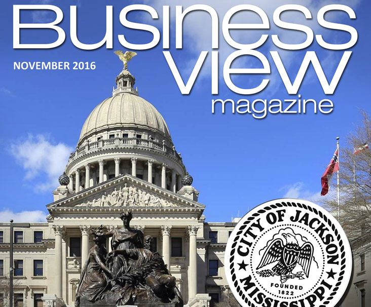 Business View Magazine Cover