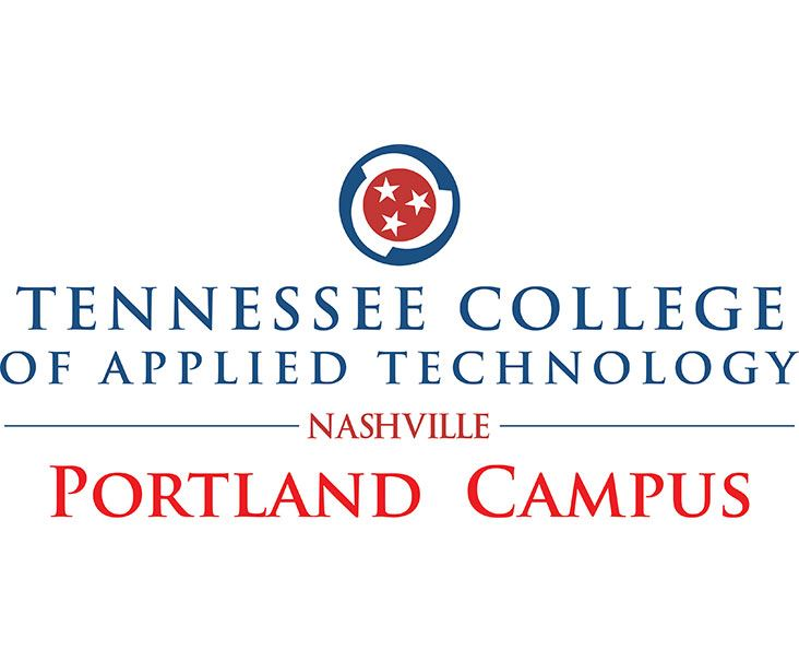 Tennessee College of Applied Technology (TCAT) Portland logo