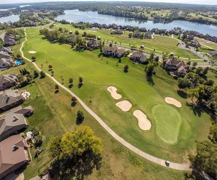 Aerial view-of-Fairvue Plantation Golf Course