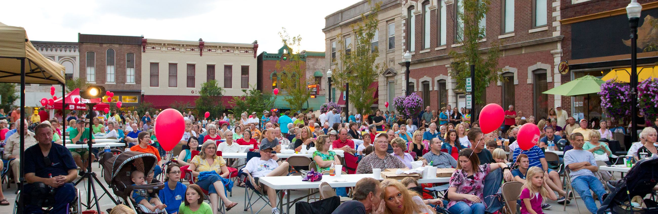 Third Thursday on Main Music Festival