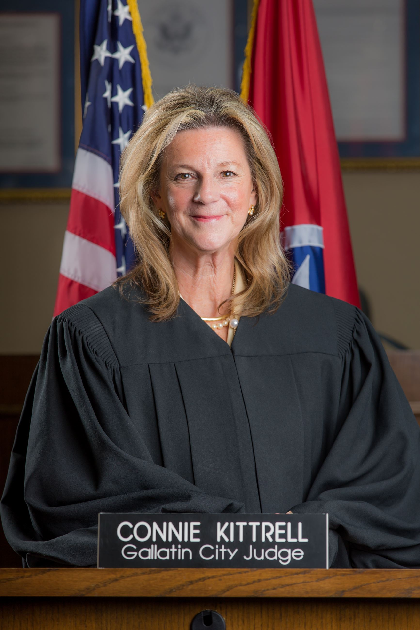 Connie Kittrell, City Judge/City Recorder
