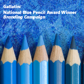 Gallatin 2017 blue pencil award