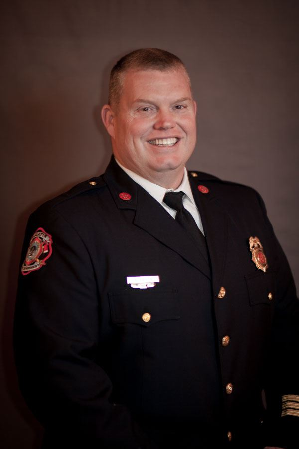 Battalion Chief Rodney Pryor