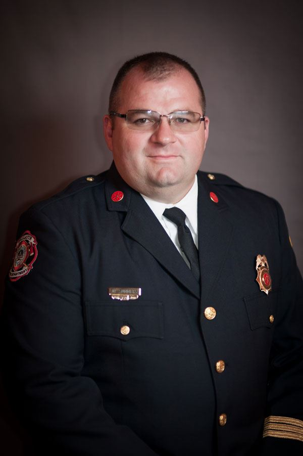 Battalion Chief Mickey Summers