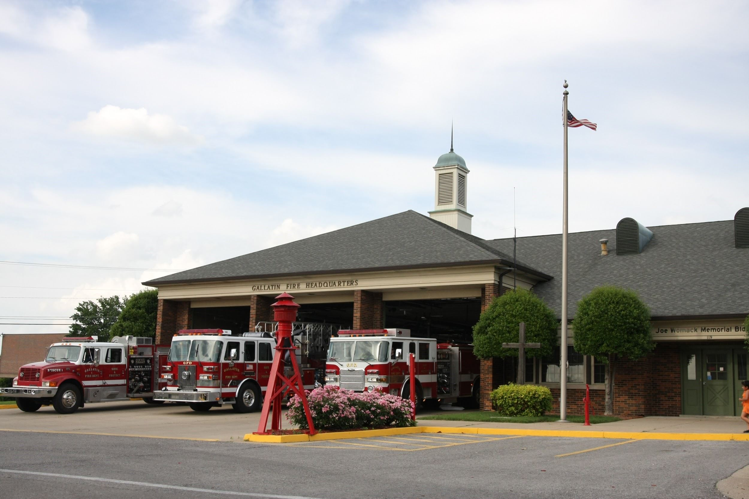 Fire Station Number 1