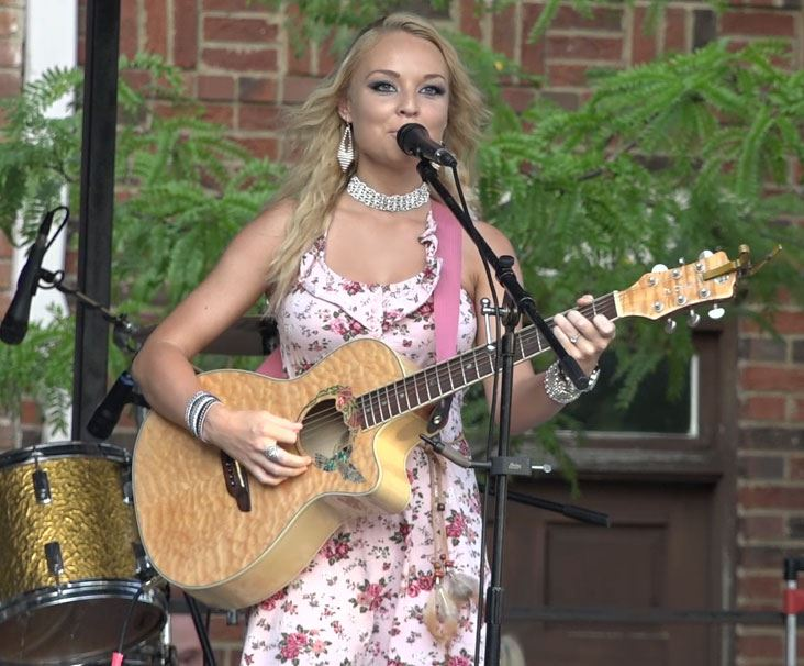 "Music at Gallatin TN's ""Third Thursday on Main"" event"