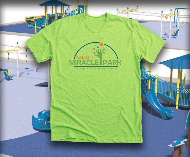 Green Miracle Park T-Shirt