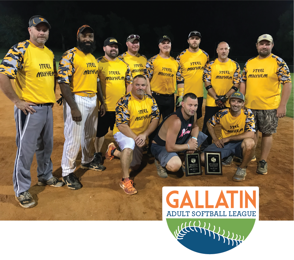 softball champs 2018_steel mayhem