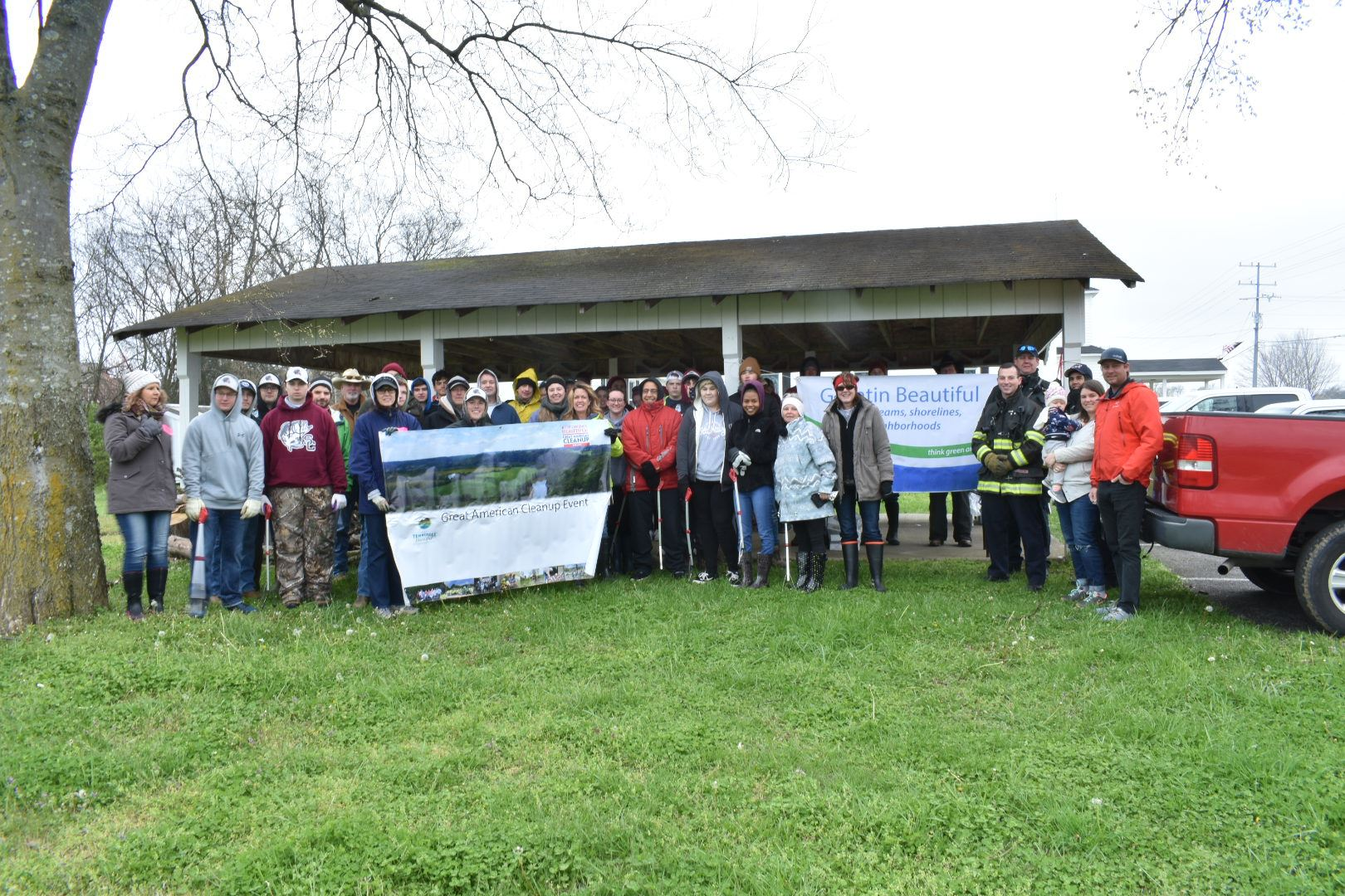 2018 Station Camp Greenway Clean Up