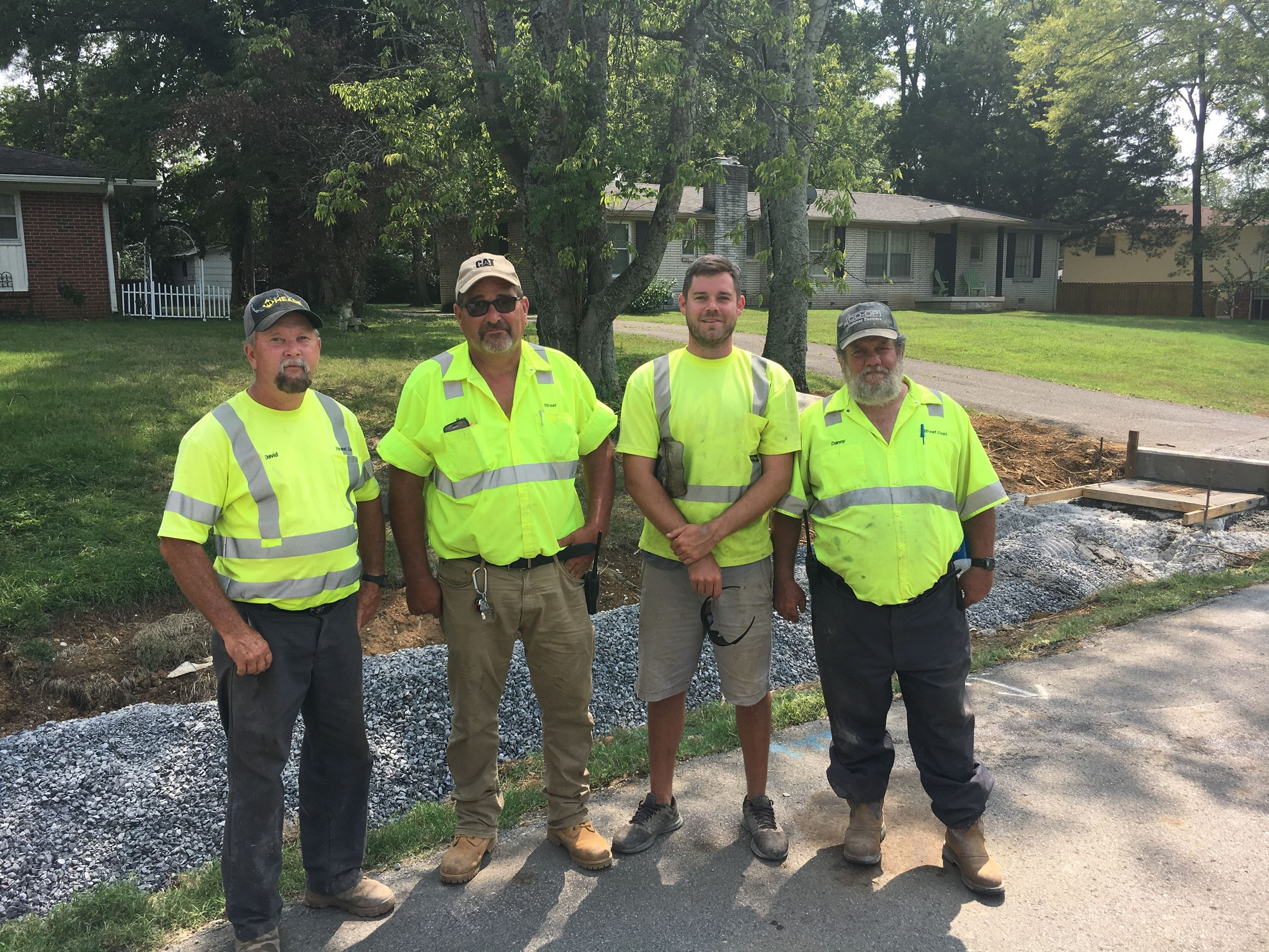 Stormwater Public Works Crew