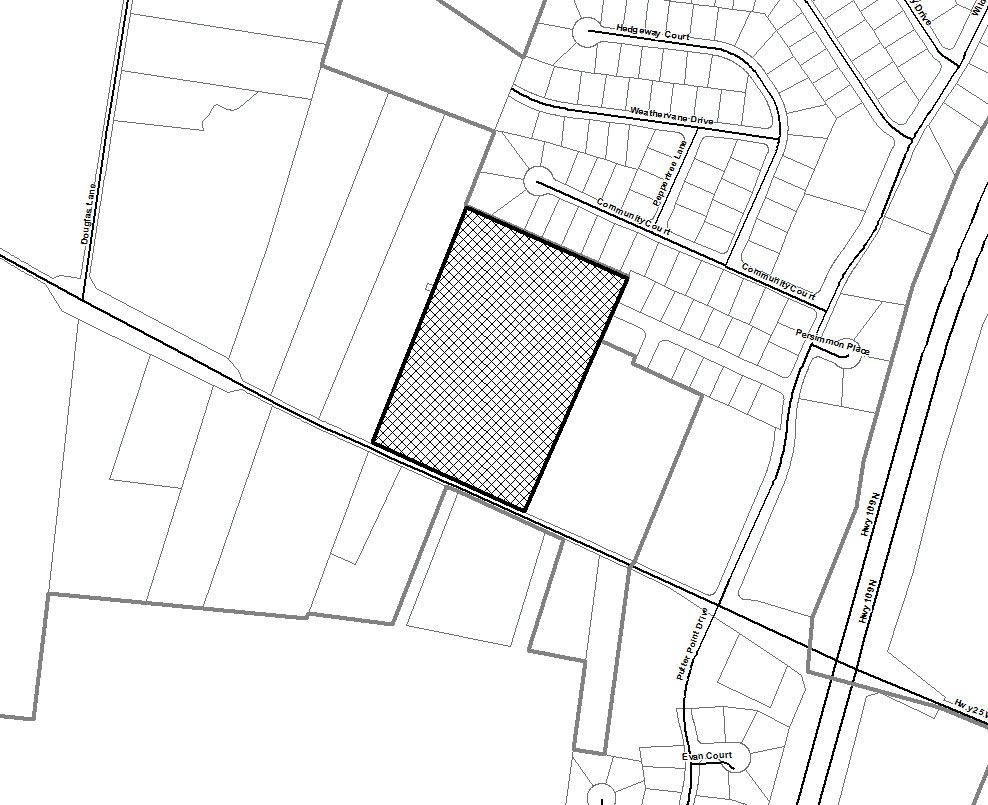 Annexation Drawing for Resolution No. R1811-68