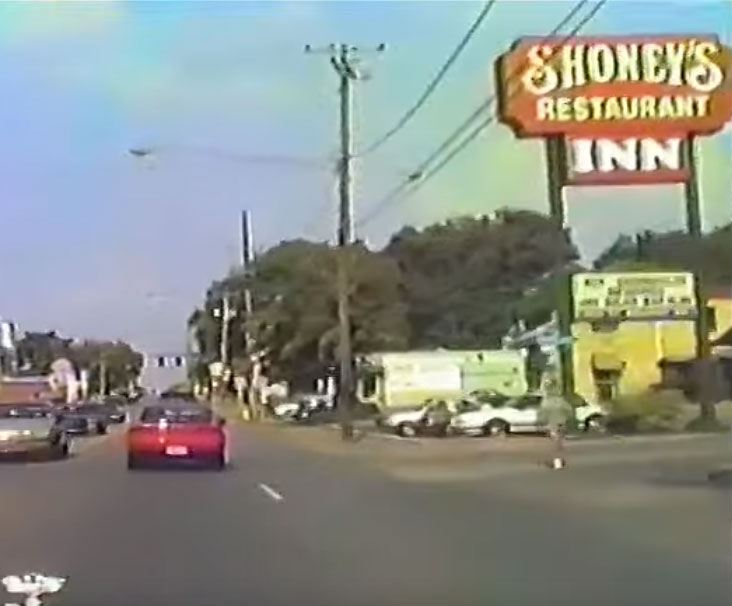 1990 Shoney's in Gallatin Tennessee