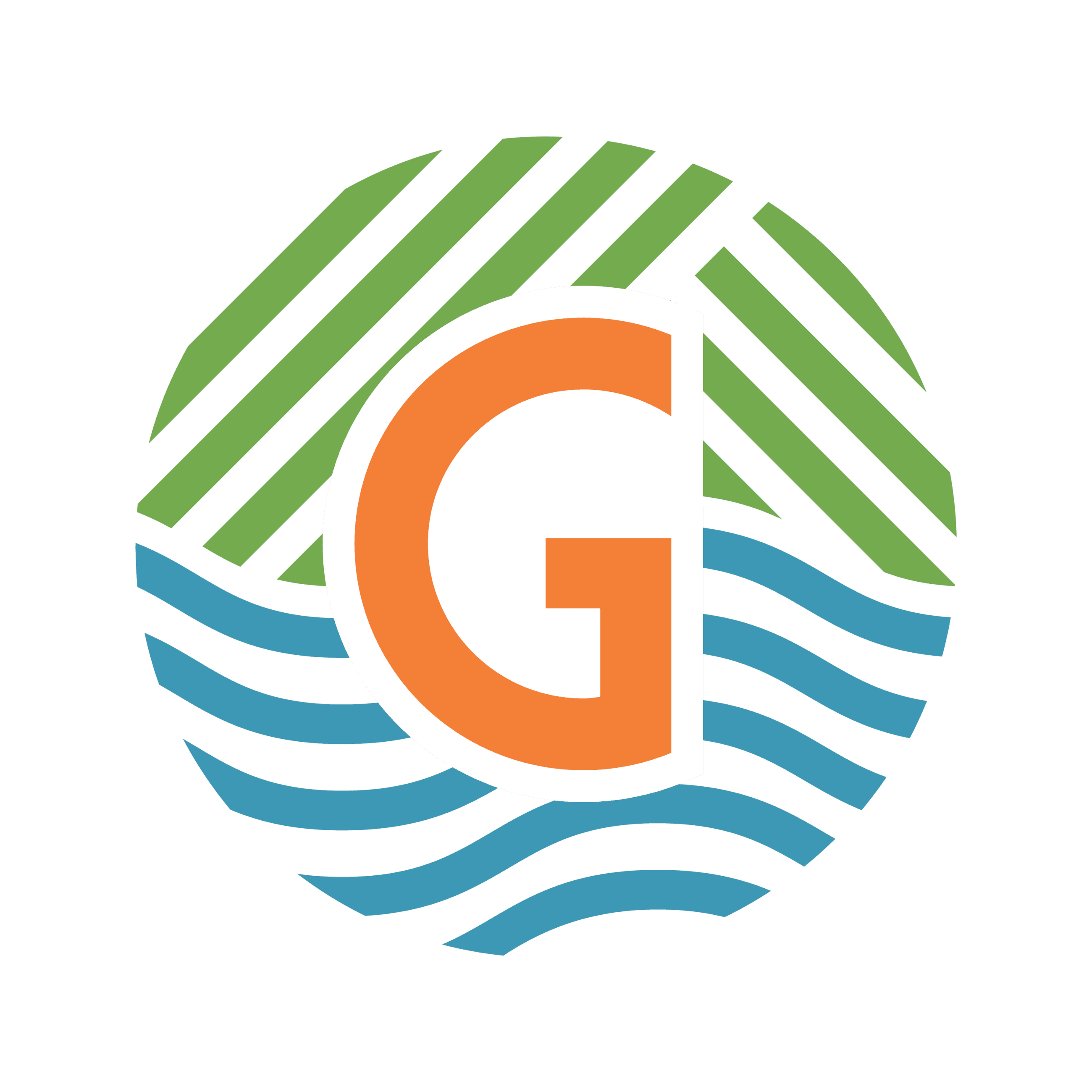 "Gallatin Color Logo with ""G"""