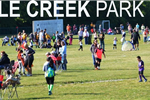 Triple Creek Park Soccer Games